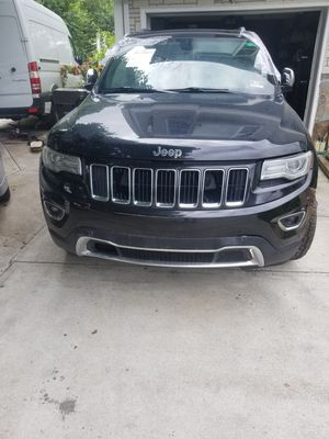 Jeep grand cherokee 2014 parting out for Sale in Agawam, MA