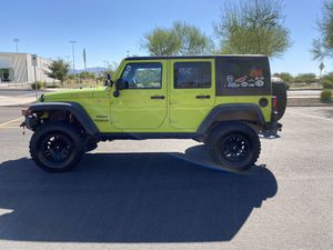 2016 Jeep Wrangler Unlimited Sport for Sale in Sun City, AZ