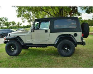Beautifullmainitained05 Jeep Wrangler TJ UnlimitedKeylessEntry for Sale in Tampa, FL