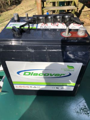 6-VOLT AGM GOLF CART/ RV BATTERIES for Sale in Louisville, KY
