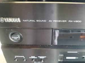 Excellent condition Yamaha receiver for Sale in Chicago, IL