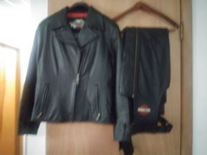 Harley Davidson leather motorcycle gear for Sale in Tacoma, WA