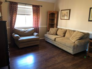 SOFA AND CHAIR FOR SALE for Sale in Katy, TX