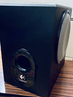 ONLY SUBWOOFER LOGITECH X-230 - USE FOR REPLACEMENT - In Good Condition for Sale in Garden Grove,  CA