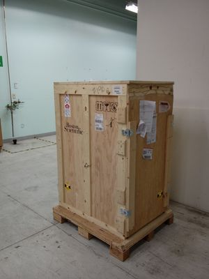 Shipping crate with ramp attached for Sale in Arvada, CO