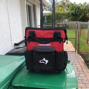 Husky Tool Bag for Sale in Fort Lauderdale, FL