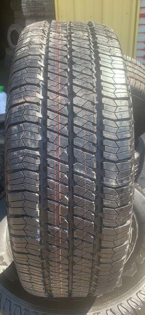 Good Used Set 275/70R18 Goodyear Wrangler 95% Tread Life $260 8023 Ferguson Rd Dallas Tx 75228 for Sale in Dallas, TX