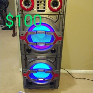 Bluetooth Speaker for Sale in Nellis Air Force Base, NV