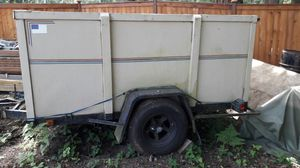 Utility trailer 6x8 for Sale in Issaquah, WA