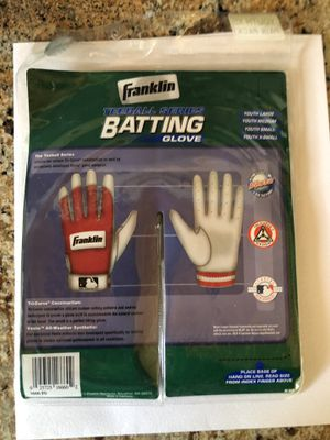 Franklin youth batting gloves for Sale in Greenwood Village, CO