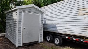 Shed storage space 6 x10 for Sale in Miami, FL