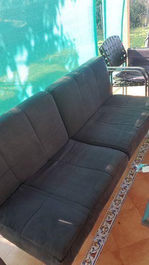 black futon for Sale in Pembroke Pines, FL