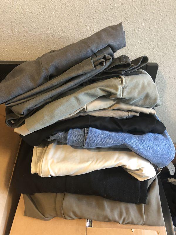Men's Pants Lot
