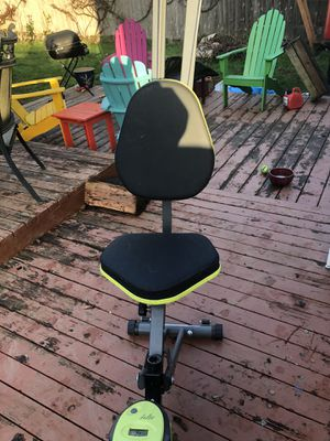 Stamina Wonder Exercise Bike with Arms for Sale in Seattle, WA