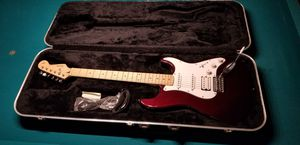 1996 Fender Squier Stratocaster (50th Anniversary) with Hard Case for Sale in Fort Washington, MD
