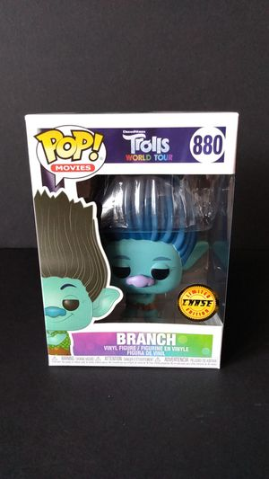 Funko Pop!Chase Edition Trolls Branch for Sale in Federal Way, WA
