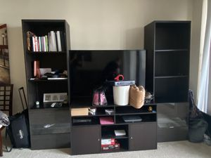 IKEA bookshelves- $500 for Sale in Chicago, IL