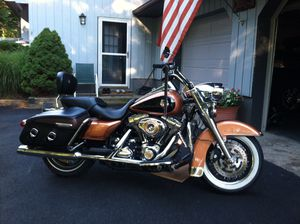 Motorcycle Harley Davidson Road King Special Edition 2008 for Sale in Katonah, NY