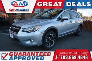 2014 Subaru XV Crosstrek for Sale in Leesburg, VA