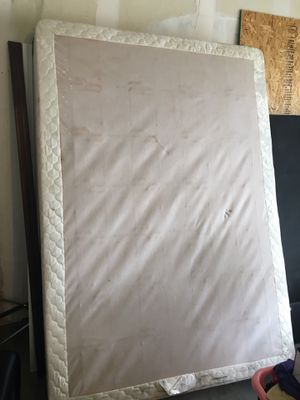 Full Box Spring for Sale in Fort Worth, TX