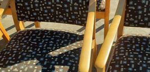 RECEPTION CHAIRS FOR SALE!!!!...EACH for Sale in Houston,  TX