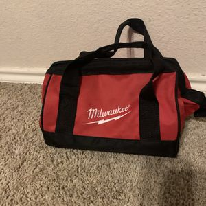 Milwaukee Tool Bag Brand New for Sale in Fort Worth, TX