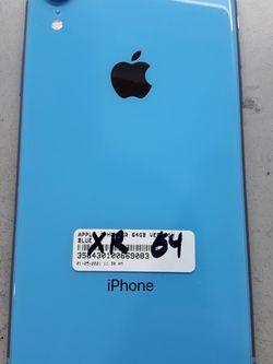 IPhone Xr 64gb for Sale in Covina,  CA
