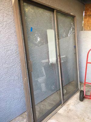 Sliding door 6'Wx H 81 for Sale in Phoenix, AZ