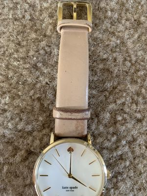 Kate Spade Blush pink watch for Sale in Los Angeles, CA