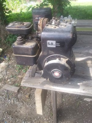 Flathead 5hp engine came off tiller runs for Sale in Shelbyville, TN
