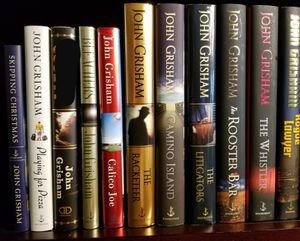 John Grisham signed first editions for Sale in Niceville, FL