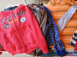 Boy Clothing/ Bag of clothing/ Kids Clothing size 10,12,14,16/ For All $25 for Sale in Ontario, CA