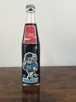 81'-82' NC national championship coke bottle for Sale in North Charleston,  SC