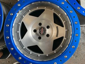 Set fo 5 20x10 Wheels for Jeep Wrangled for Sale in Miami, FL