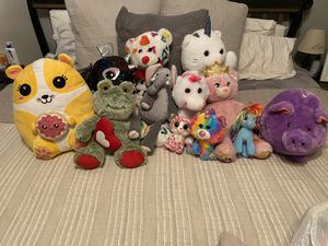 Stuffed animals for Sale in Mansfield, TX