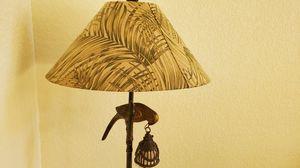 Beautiful Bird Floor Lamp 1 to 3 Lights for Sale in Boca Raton, FL