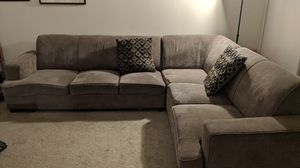 Grey Sectional Sofa Couch for Sale in Redondo Beach, CA