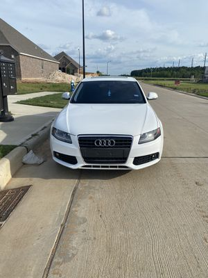 2009 Audi A4 Turbo for Sale in Katy, TX