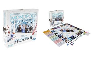 Frozen 2 Collectors Monopoly Game for Sale in Anaheim, CA