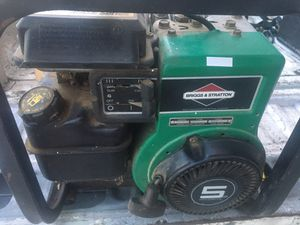 Brigs and Stratton generator for Sale in San Diego, CA