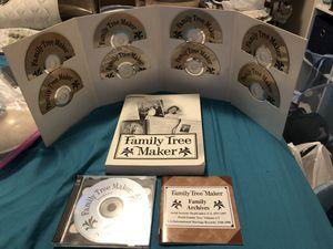 Family Tree Maker software for Sale in Laureldale, PA