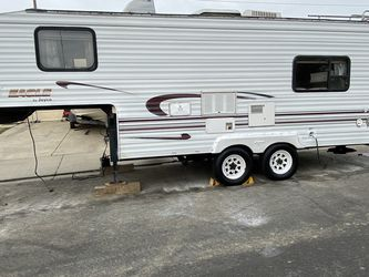 1999 eagle by Jay 21 foot for Sale in Modesto,  CA