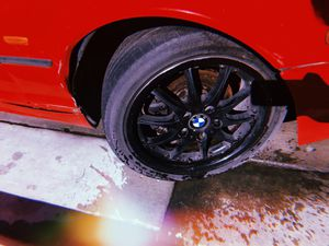 Lookin to trade for other 5x120 wheels for Sale in Layton, UT