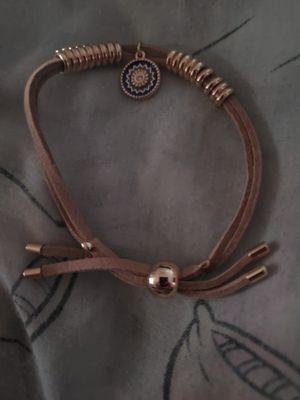 Symbolic charm cord bracelet for Sale in North Las Vegas, NV