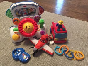 Baby Toys fisher price for Sale in Springfield, VA