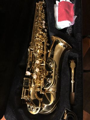Like New Gold Alto Saxophone Excellent Condition $250 Firm for Sale in Kennedale, TX