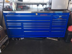 SNAPON TOOL BOX/ TRADES WELCOME for Sale in Glendale, AZ