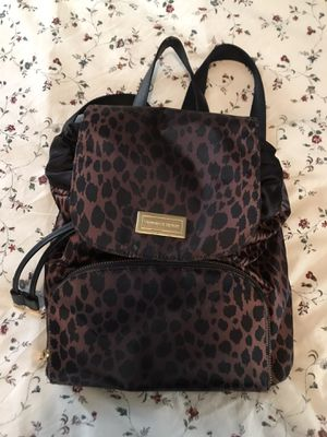 Victoria's Secret cheetah backpack for Sale in West Covina, CA