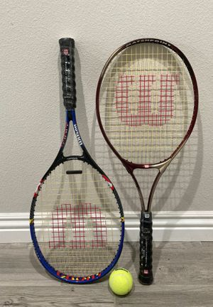 Brand NEW Wilson tennis rackets for Sale in Menifee, CA