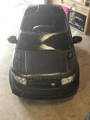 Range Rover power car for Sale in Fresno, CA